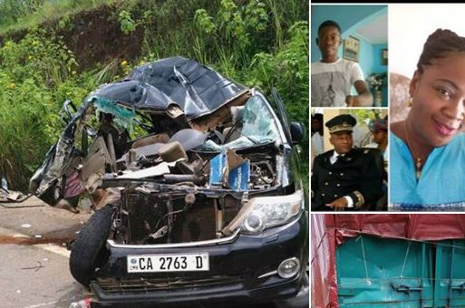 Photo of Figuil DO, Abah Abah, Wife And Son Perish in Road Accident