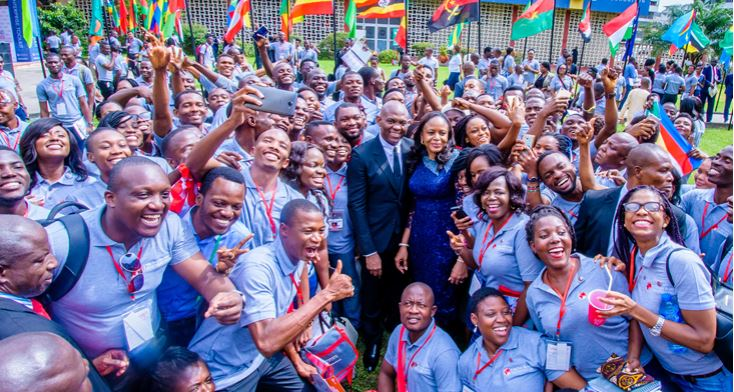 Photo of 2018 Tony Elumelu Foundation Entrepreneurship Forum: 5,000 Entrepreneurs To Take Part In Africa's Largest Entrepreneurial Convening On October 25
