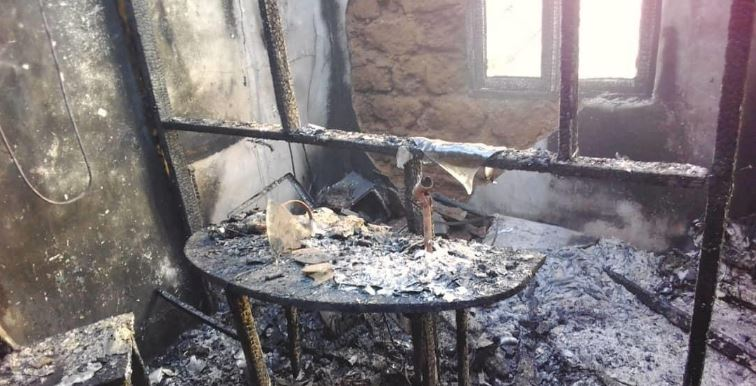 Photo of Cameroon Community Radio Destroyed In Alleged Arson Attack
