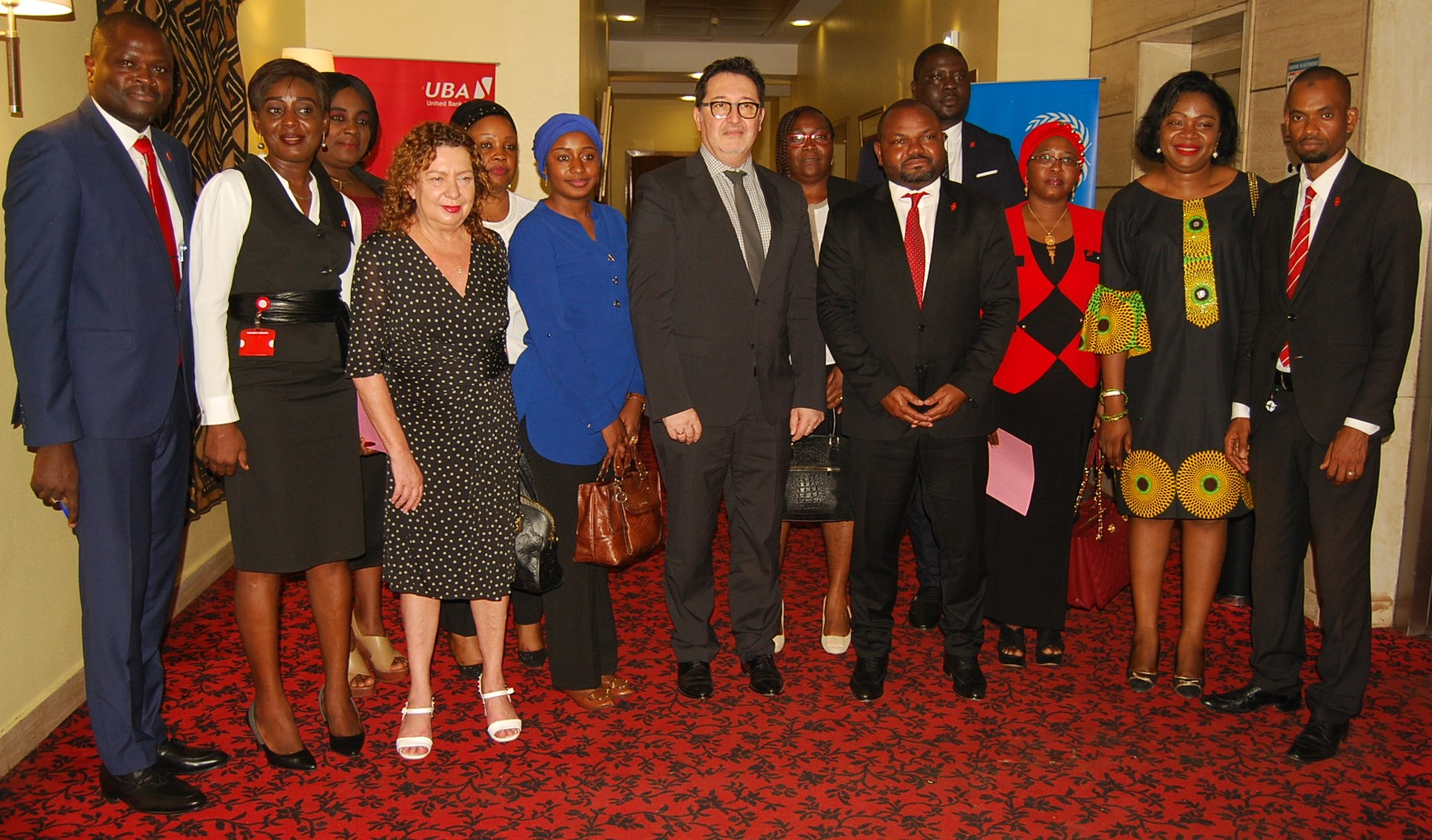 Photo of UNICEF and UBA Unite to Promote Children's Rights