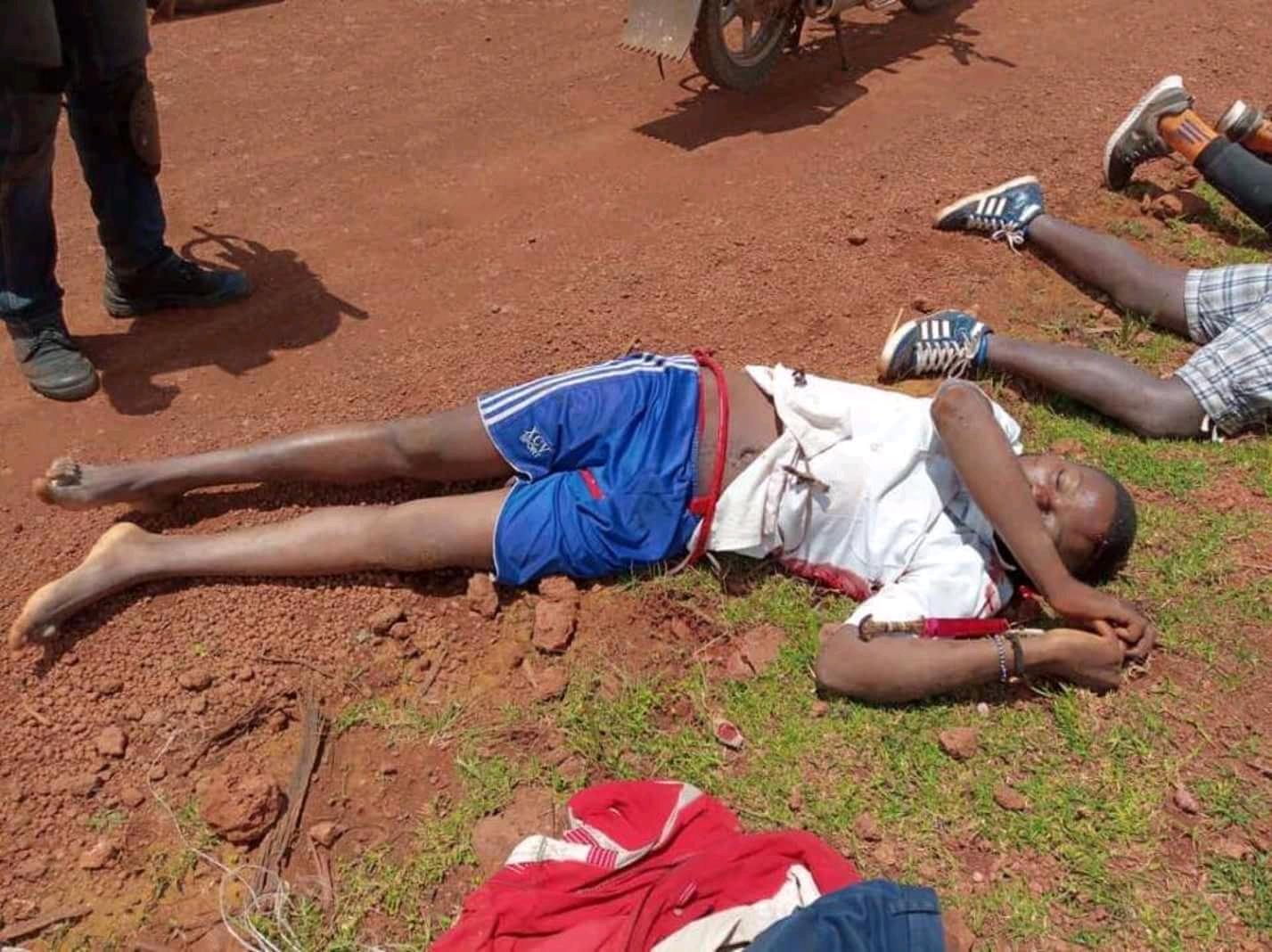 Photo of Bloody Saturday In Bafut, Kitiwum