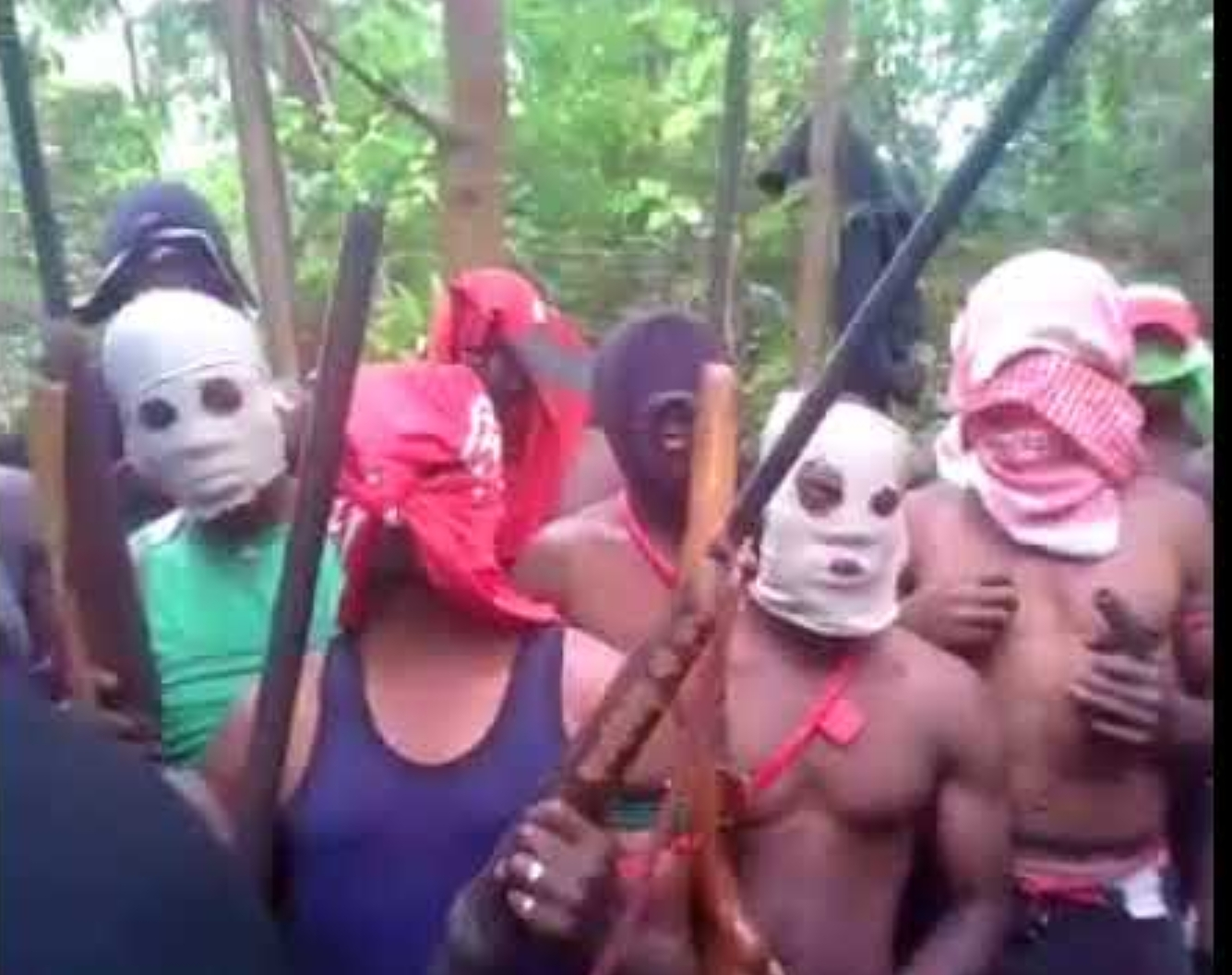 """Photo of OPINION: Ambazonia Fighters And The Story of """"Issakaba"""""""