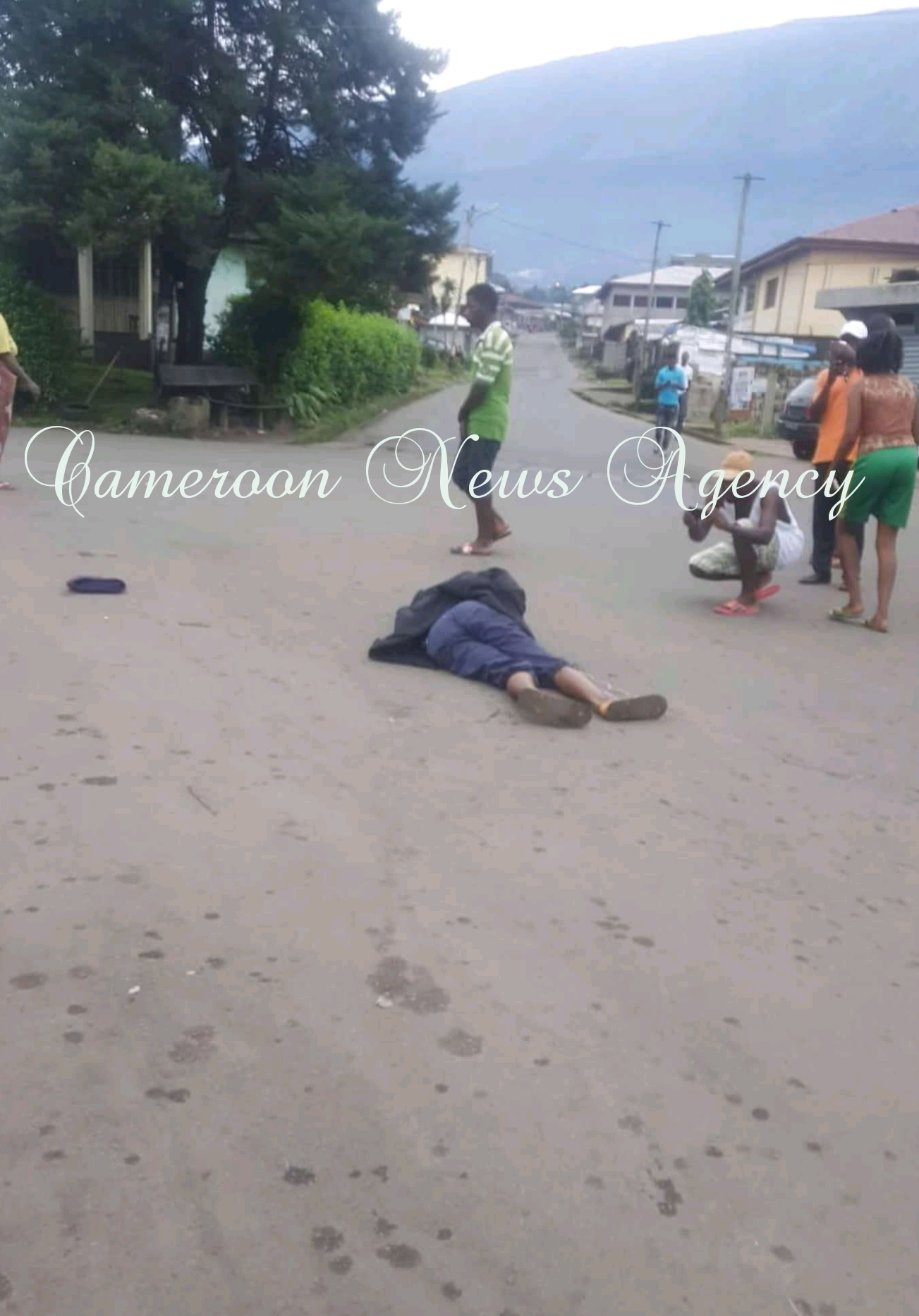 Photo of Two Boys Shot Dead By Soldiers In Buea