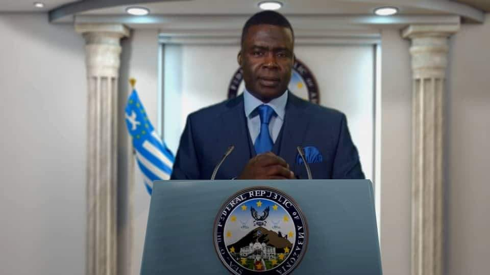 Photo of Acting President Cautions Ambazonians After Cameroun Election