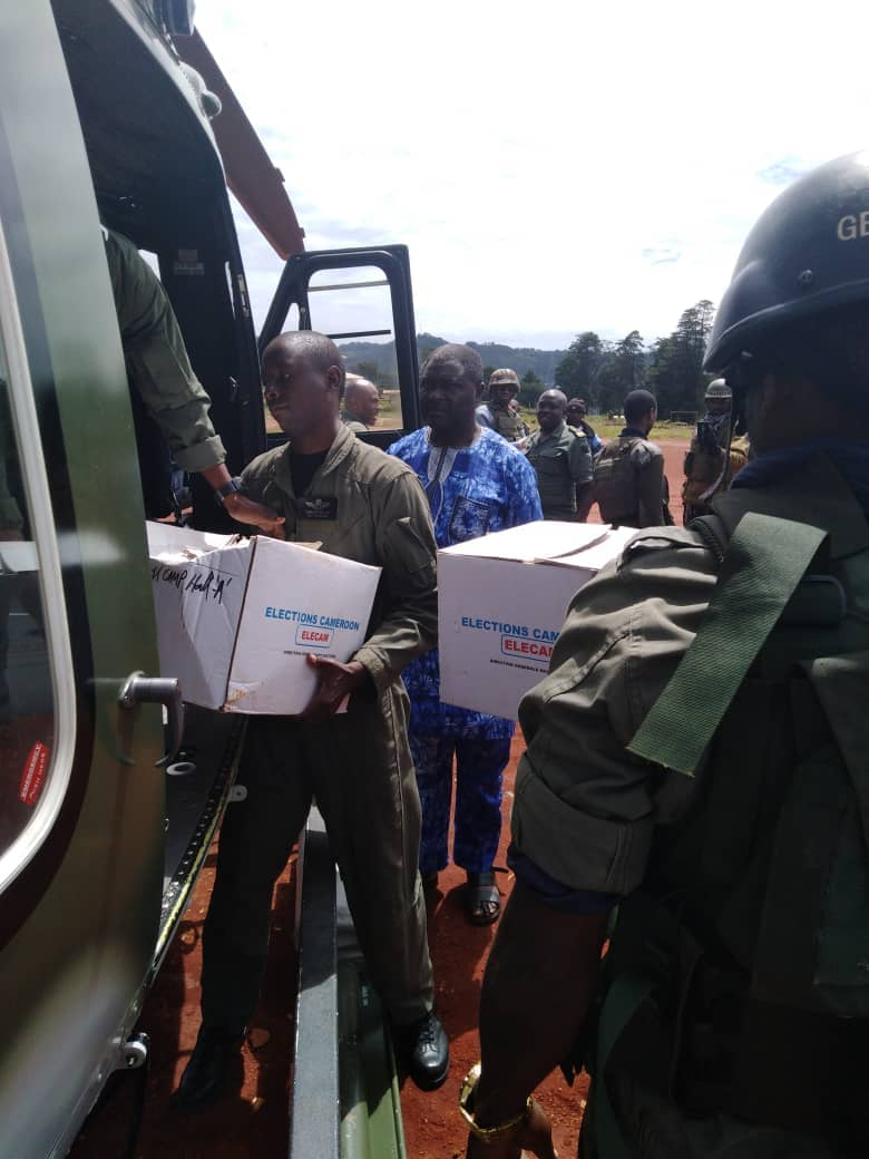 Photo of Transparency International Denies Sending Observers In Cameroon Polls