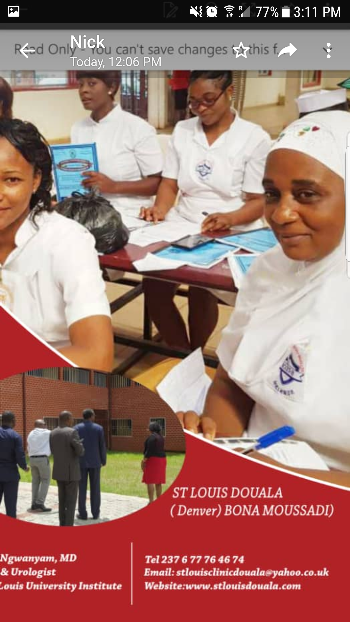 Photo of Rush Now: Enrolment and Job Vacancies at St Louis Douala, Bamenda Campuses