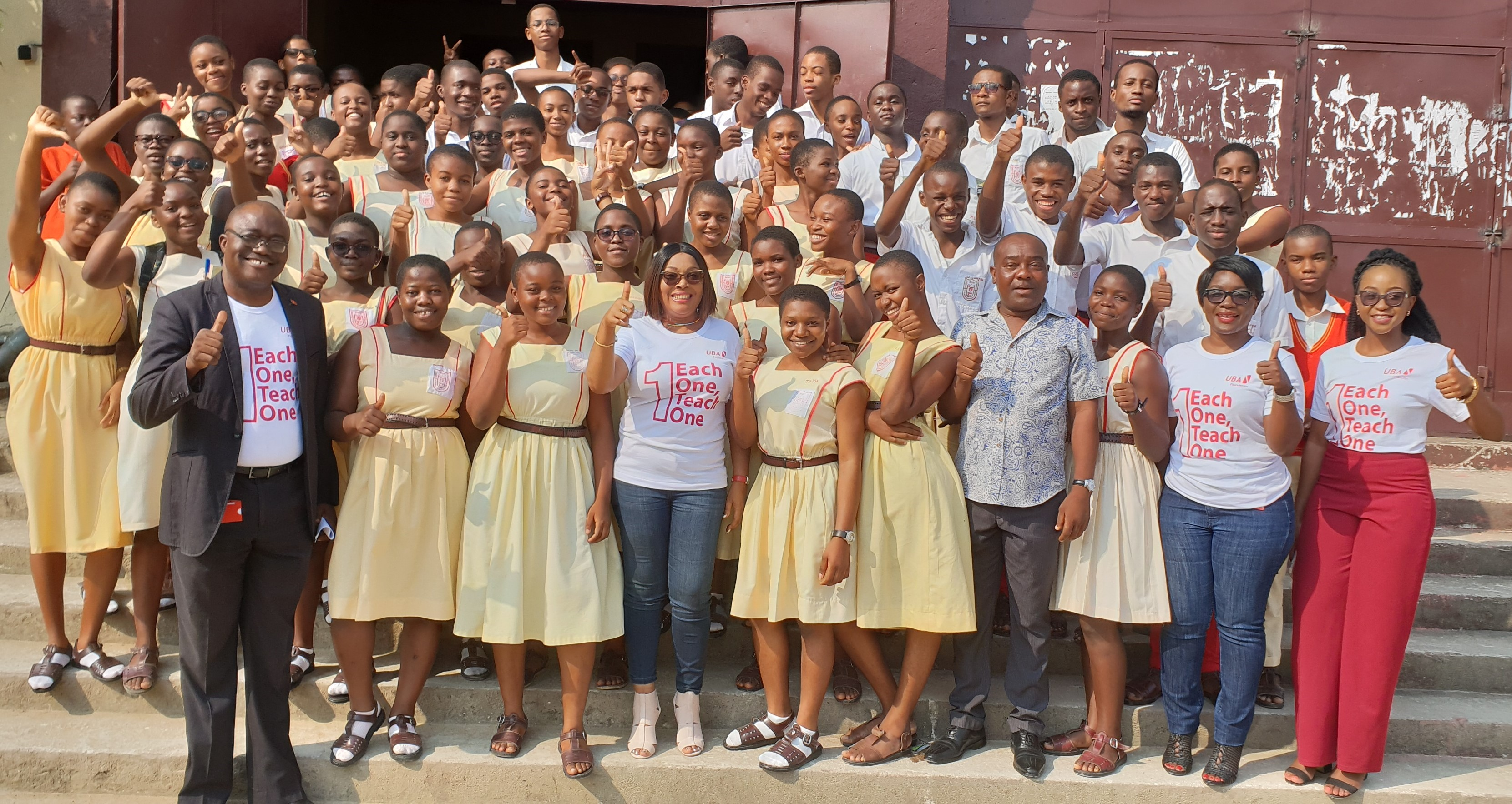 Photo of UBA Staff Across Africa Give Back to their Communities