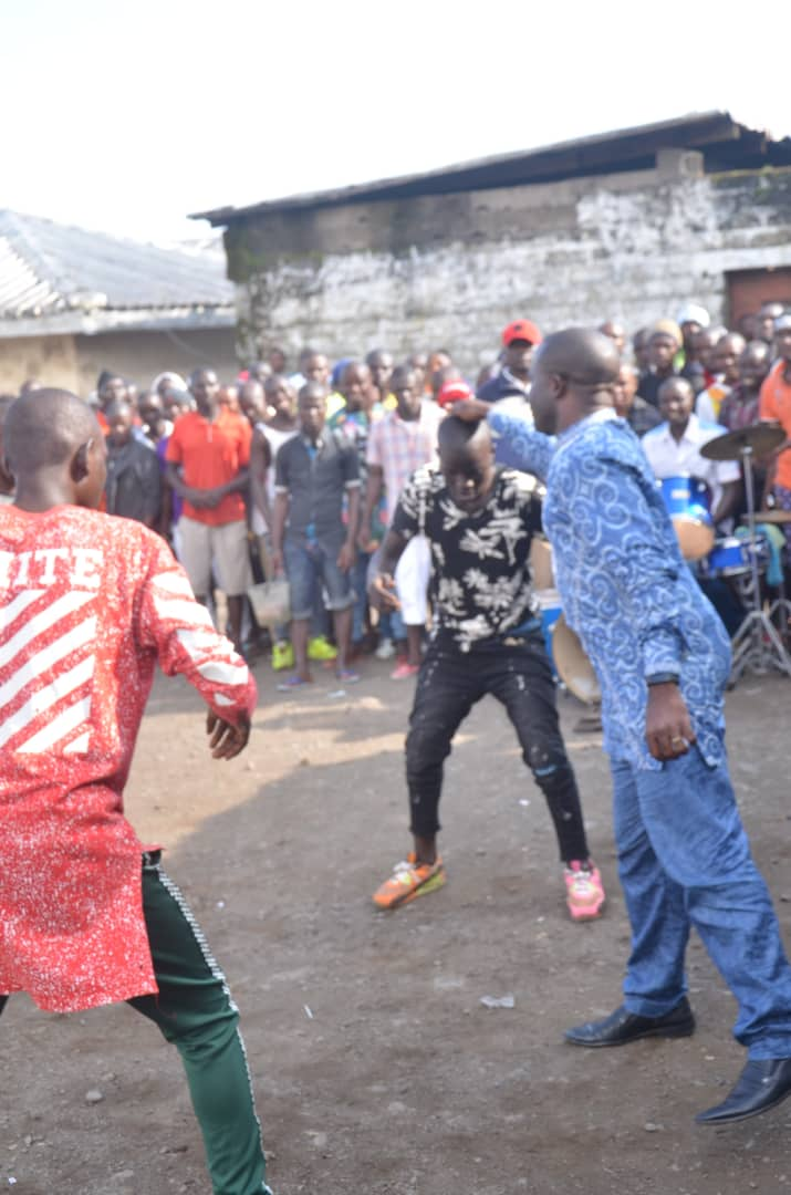 Photo of Human Rights Day: HOPE 4 All Foundation Puts Smiles On Buea Prison Inmates