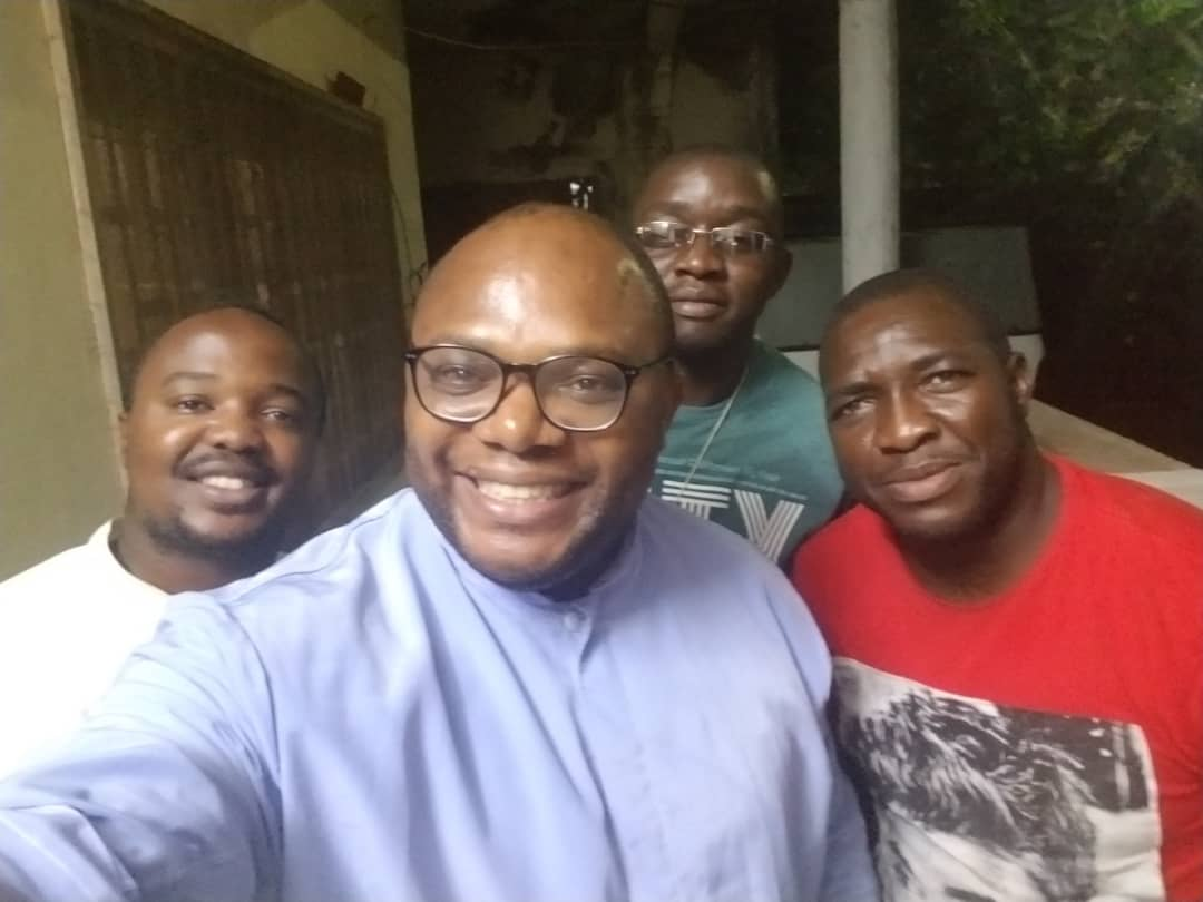 Photo of Kidnapped Father,  Others Released