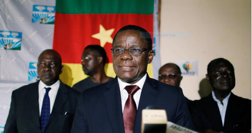 Photo of AU To Examine Request By Maurice Kamto For Vote Recount In Cameroon