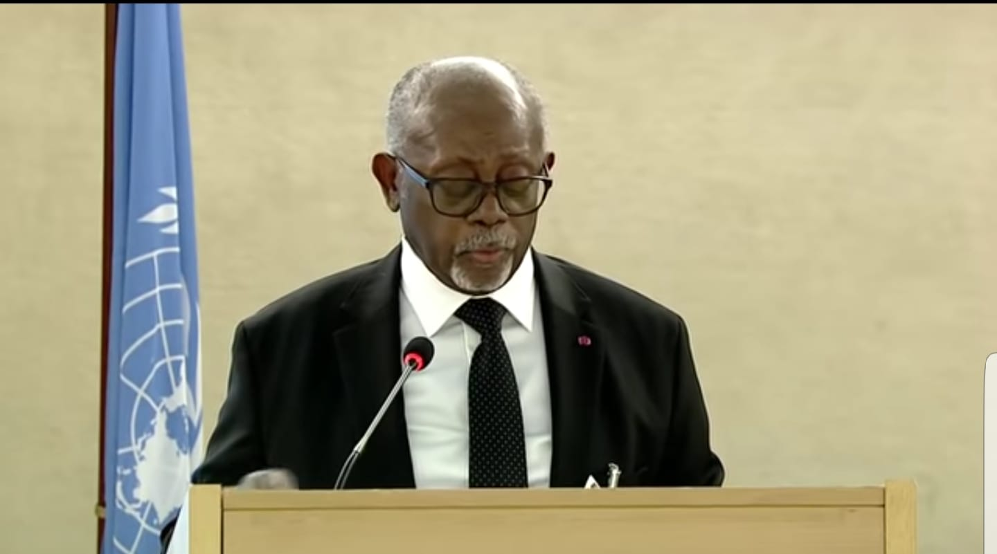 Photo of The Lies Cameroon's External Relations Minister, Told 40th Human Rights Council Session Members