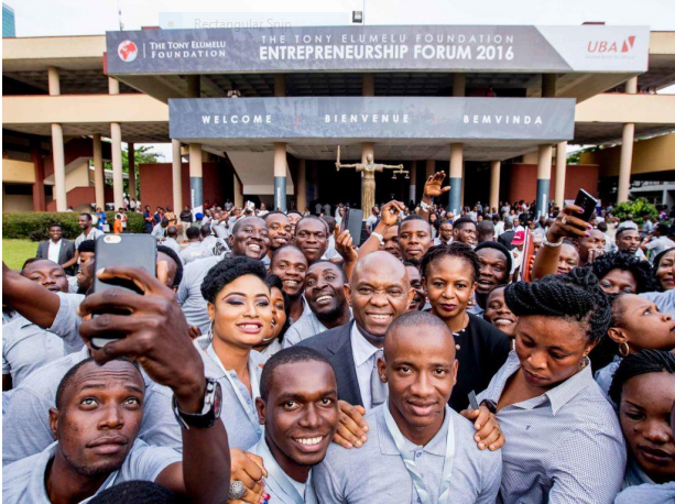 Photo of The Tony Elumelu Foundation to Announce Selected Entrepreneurs for 2019 Programme on March 22, 2019