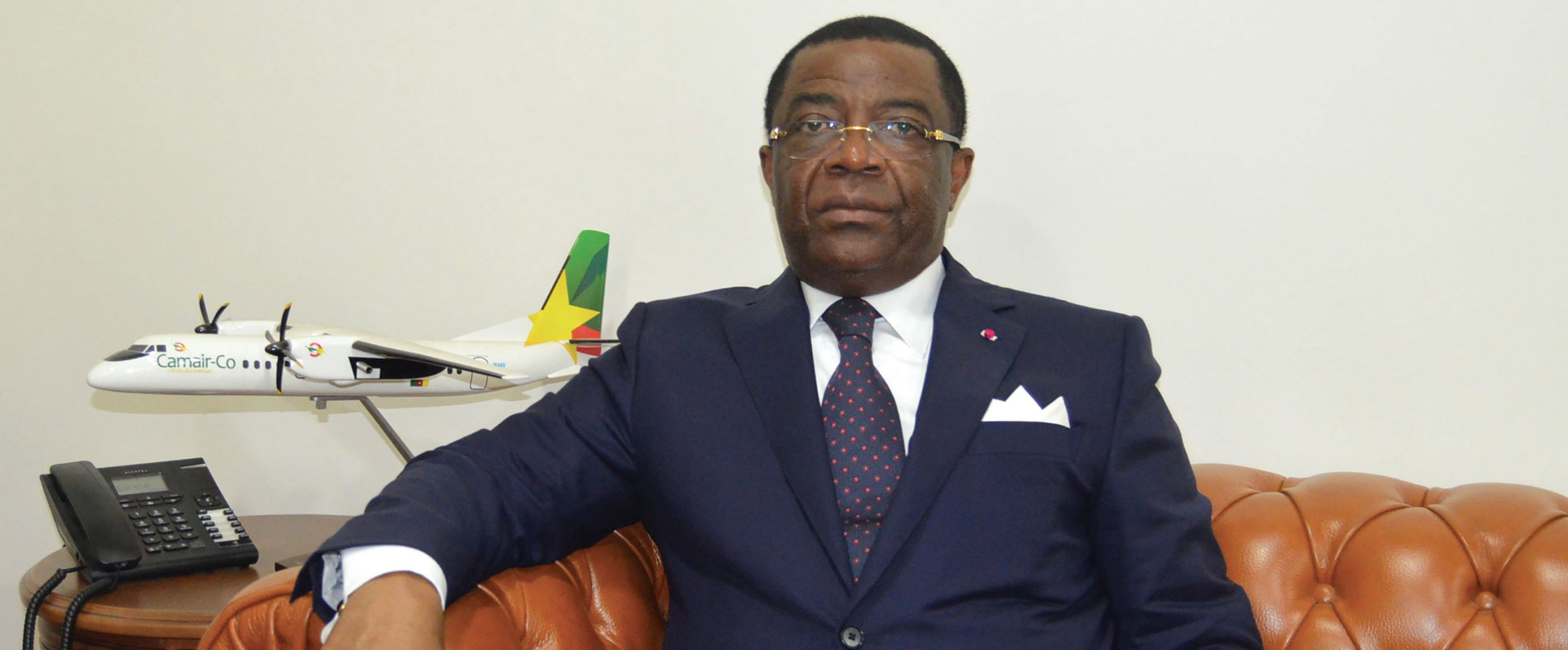 Photo of The Biggest And Most Connected 'Embezzler' In Cameroon Goes To Jail.