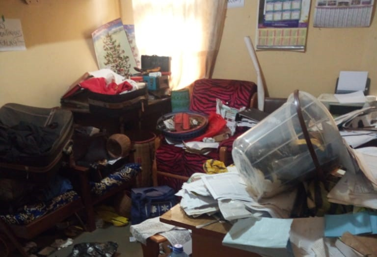 Photo of Two Reverend Fathers Attacked In Akum