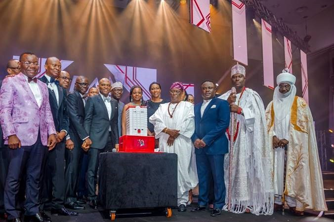 Photo of UBA Celebrates 70 Years Of Excellent Services To Customer During CEO Awards Gala