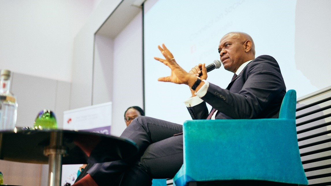 Photo of Tony Elumelu Foundation Hosts European Commission, Leading Development Finance Institutions and Think Tanks in Brussels