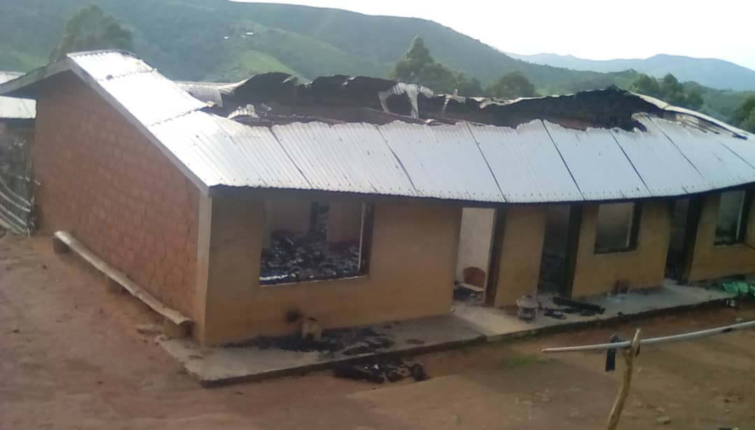 Photo of Ndu Subdivision: Soldiers Kill 7, Burn 42 Houses