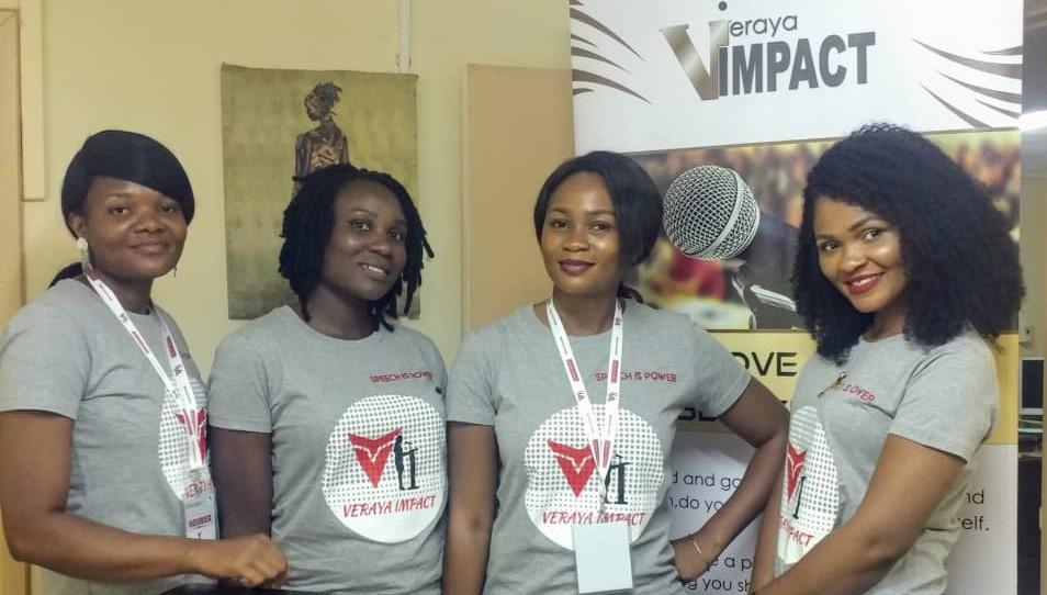 Photo of Women, Girls Encouraged To Become Public Speakers Through VERAYA IMPACT