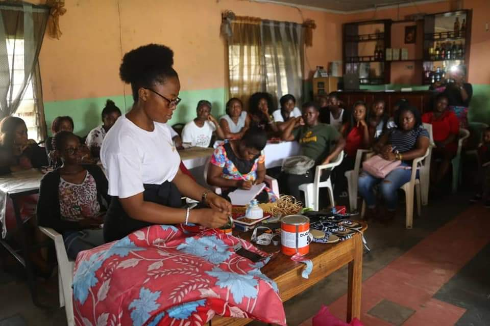 Photo of Mayabel's Movement To Organize Second ANKARA Workshop In Buea