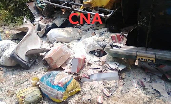 Photo of Four Die, Five Injured In Otu Bomb Attack