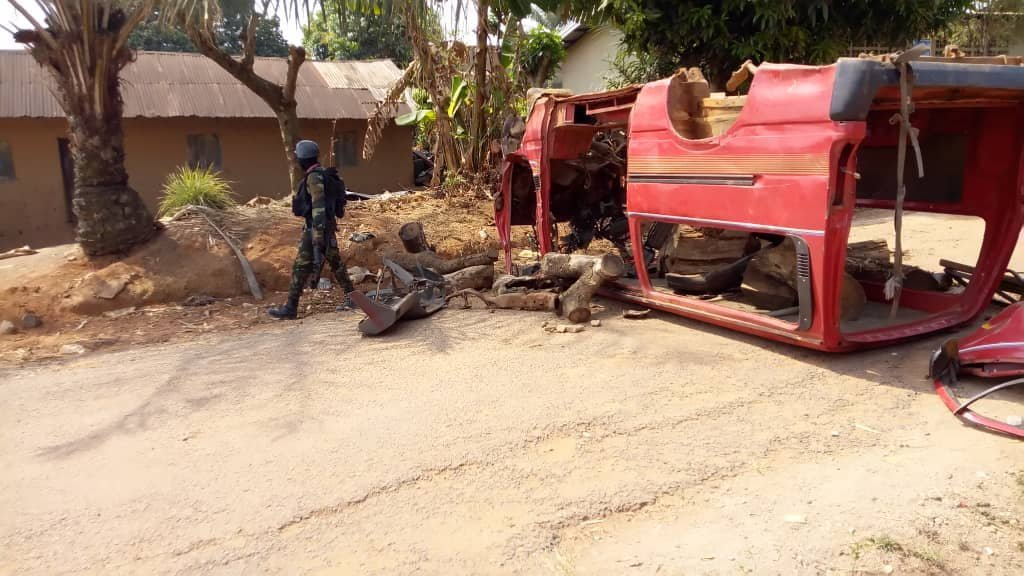 Photo of Armed Conflict In Southern Cameroons: The Perilous Journey Between Bamenda-Nso-Ndu-Nkambe