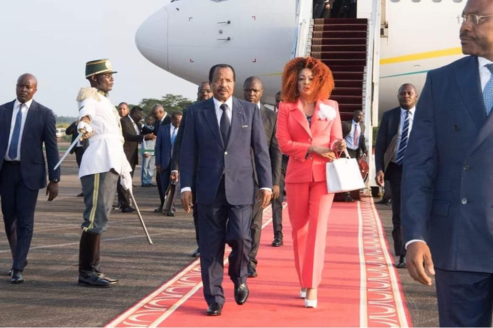 Photo of BAS Sends Biya Packing Out Of Switzerland, Promises To Continue Protest