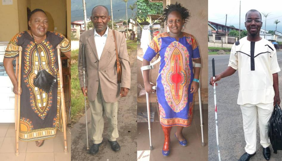 Photo of Cameroon: People With Disabilities Caught In Crisis
