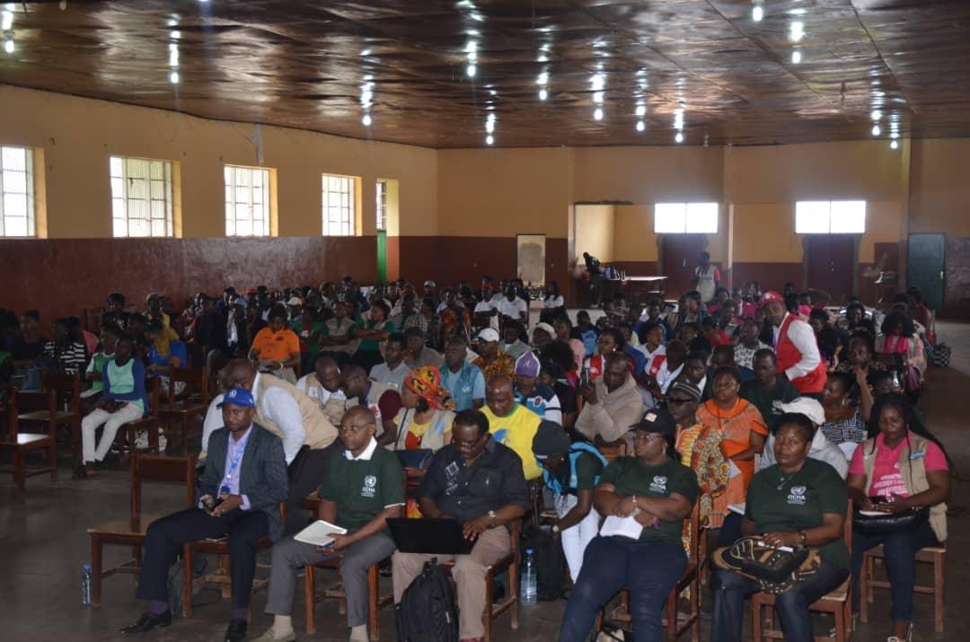 Photo of UNOCHA, Partners Commemorate World Humanitarian Day in Bamenda.