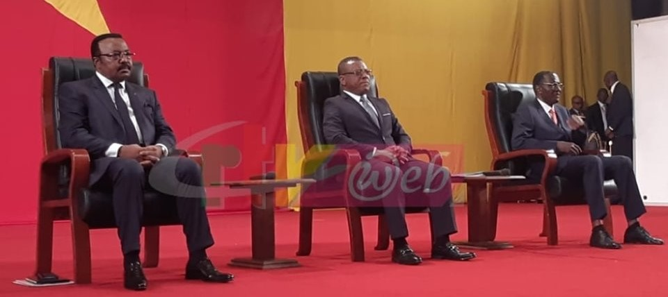 Photo of Major National Dialogue: PM Dion Ngute Says Separation Is Not Possible