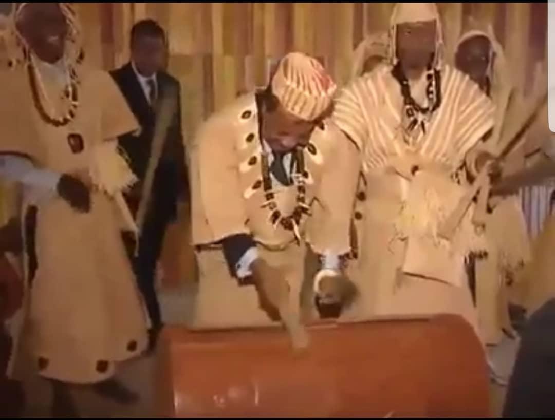 Photo of Editorial: Paul Biya Plays Tam Tam, There Should Be Good News