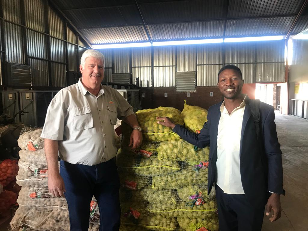 Photo of United Agro-Pastoral Farmers Cooperative Makes Giant Steps In Procuring Seed Potatoes For Farming