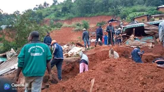 Photo of Dozens Perish In Bafoussam Landslide