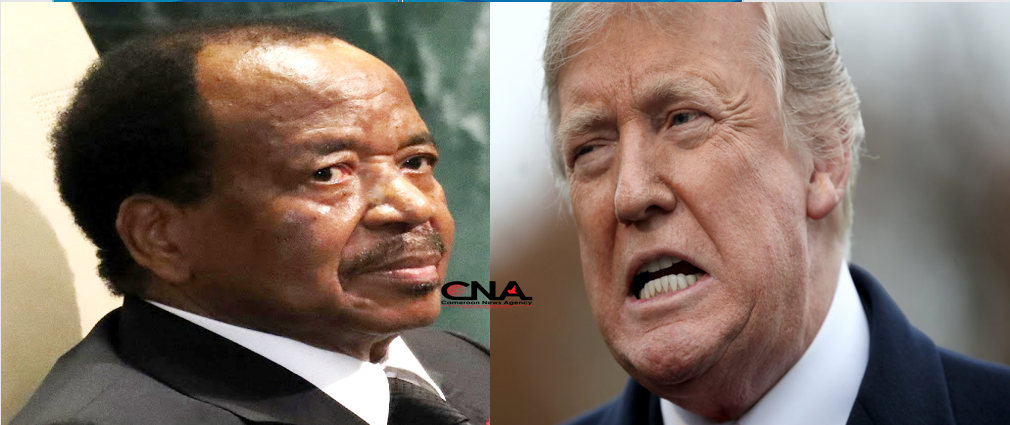Photo of Donald Trump To Suspend Cameroon From AGOA