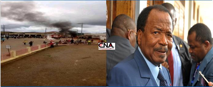 Photo of Paul Biya's Hometown, Sangmelima In Peril