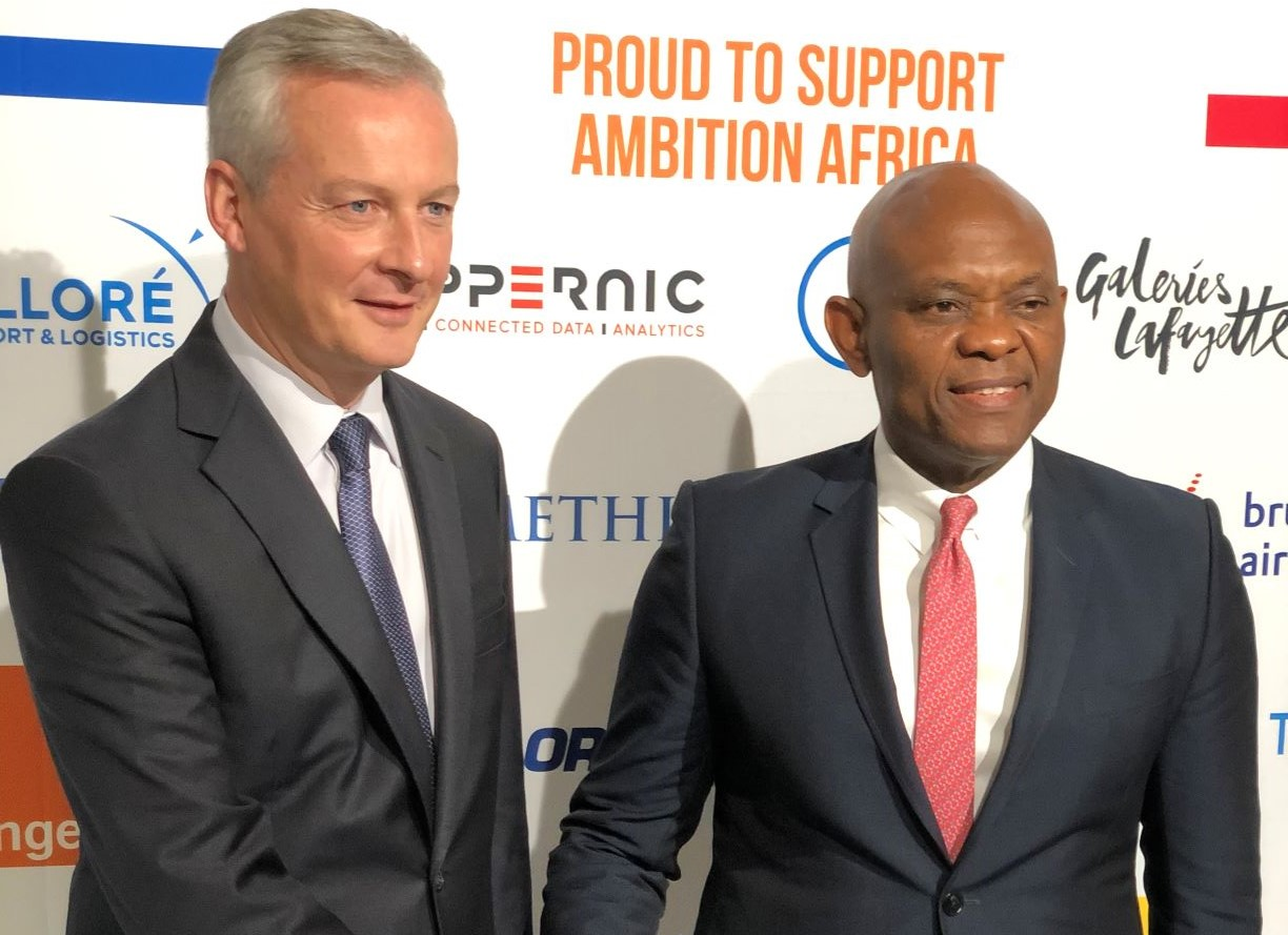 Photo of Tony Elumelu Speaks At Invest For Africa In Africa Conference
