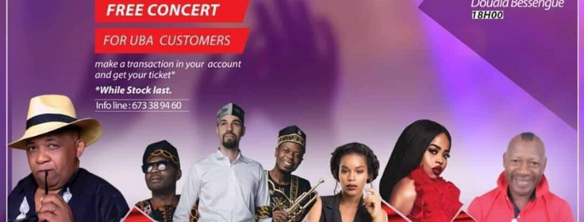 Photo of UBA Cameroon Presents The 'UBA Music Show'