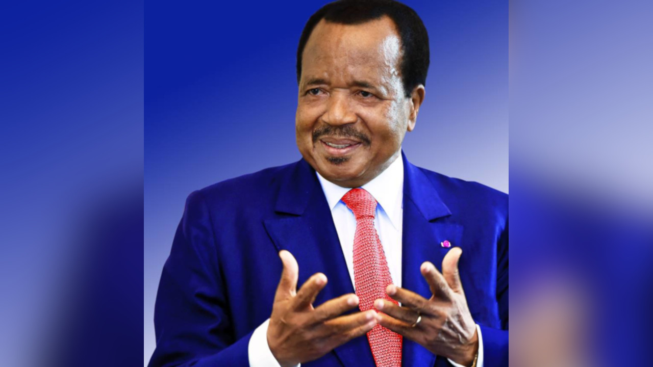 Photo of Cameroon Is Biya's For 37 Years, Counting…