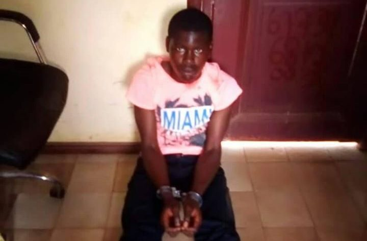 Photo of Student Kills Own Teacher in Yaounde