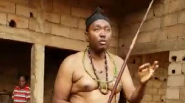 Photo of Babungo Traditional Ruler Bans Ambazonia Activities In His Village