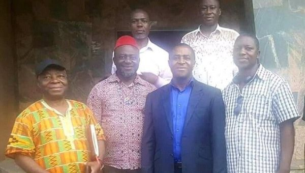 Photo of Jailed Ambazonia Leaders Fear For Their Lives