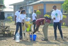 Photo of Young Peace Builders Take COVID-19 Sensitization To  Rural Community