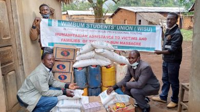 Photo of WISU Donates To Ngarbuh Victims