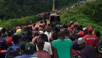 Photo of Five Children Die In Road Accudent