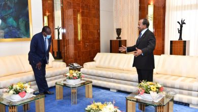 Photo of Biya Holds Meeting With UN Representative On Anglophone Conflict