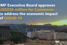 Photo of COVID-19: IMF Disburses FCFA 135 Billion To Cameroon