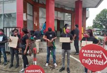 Photo of Nexttel Workers Demand Better Working Conditions