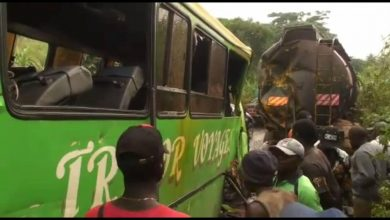Photo of Six Die In Manjo Road Accident