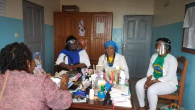 Photo of Sakerettes Transglobal Alliance Donate Anti COVID-19 Material To Some Cameroonian Hospitals