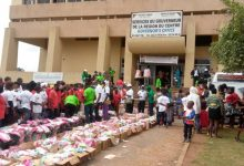 Photo of LCDA Partners With KAAC, Donate Relief Material To Yaounde IDP