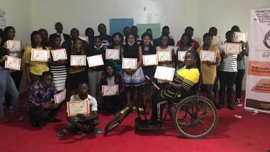 Photo of GFDLP Drills Southwest Youth Leaders On Peace Building